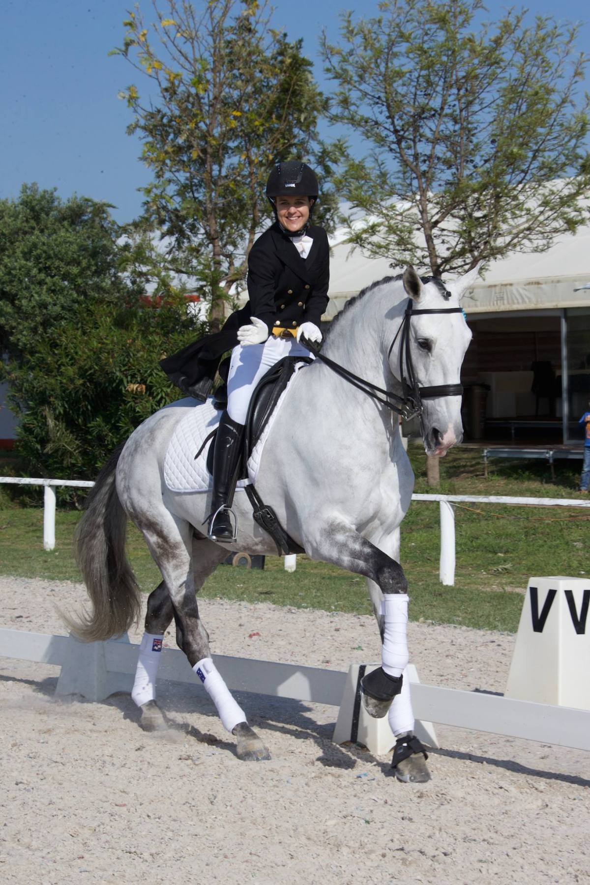 Classical Training-My Horse is NotStraight!